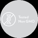 Tested Non GMO